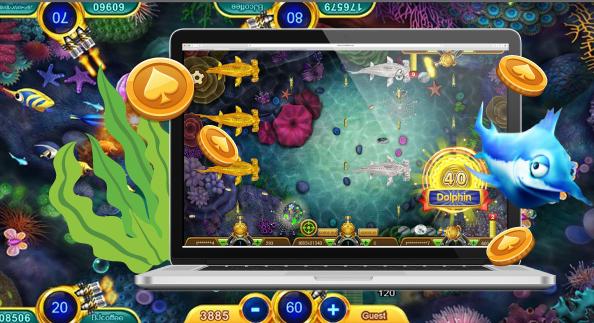 เล่นเกมยิงปลาออนไลน์แบบทำเงินได้แน่นอน |